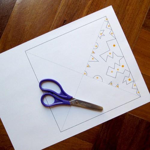 ... di neve,fiocchi di carta,fiocchi di neve per natale,decorare,fai da te