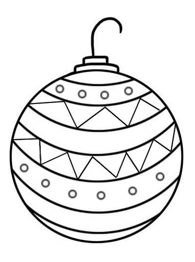 Disegni Di Palline Di Natale.Palle Di Natale Disegno Colorato Campobassopellicce