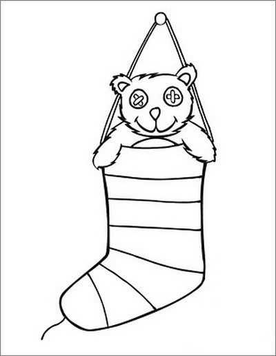 Christmas Coloring Book  Merry Christmas Coloring Pages