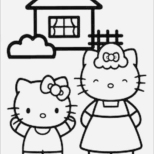 Agenda di margherita disegni da colorare hello kitty for Disegni da colorare hello kitty