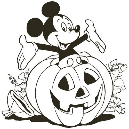 Agenda Di Margherita: Disegni Halloween Da Colorare Gratis