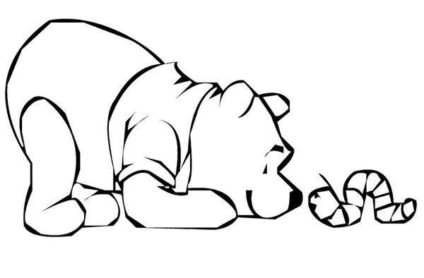 Agenda Di Margherita Disegni Da Colorare Di Winnie The Pooh