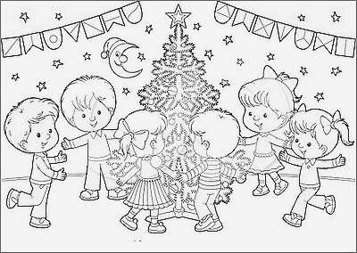 Agenda di margherita disegni bambini natale da colorare for Disegni natale da colorare